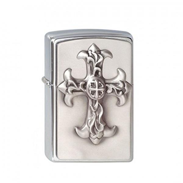 Zippo Gothic Cross