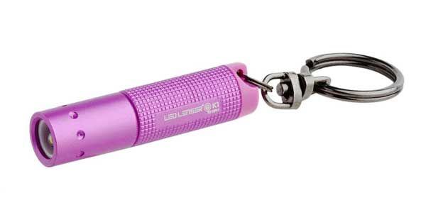 LED Lenser K1 in Pink - Mit Geschenkbox