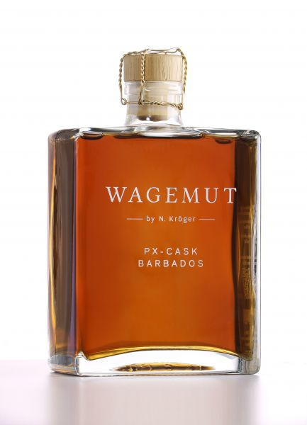 Wagemut PX-CASK 40,3%vol. 0,7l Premium-Rum