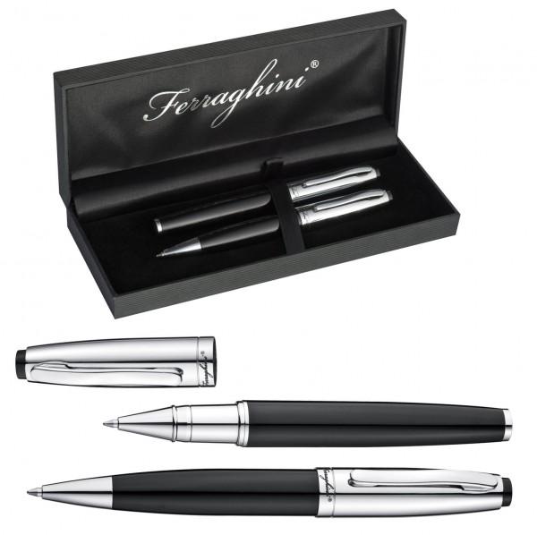 Ferraghini Metall-Schreibset