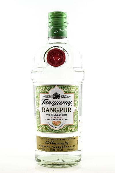 Tanqueray Rangpur 41,3%vol. 0,7l