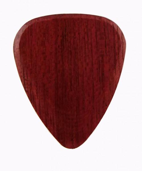 Timber Tones Picks Purple Heart - mit und ohne Kettenloch
