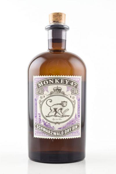 Monkey 47 Schwarzwald Dry Gin 47%vol. 0,5l