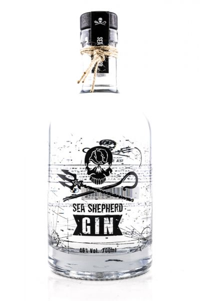 Sea Shepherd Gin 46%vol. 0,7l