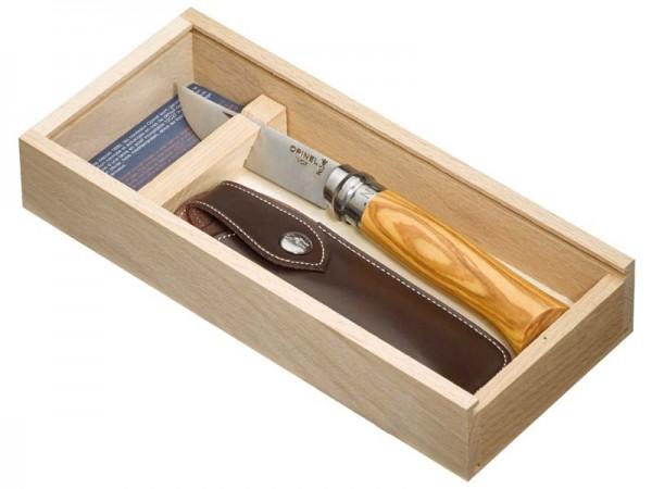 Opinel-Geschenkset inkl. Opinel-Messer Nr. 8