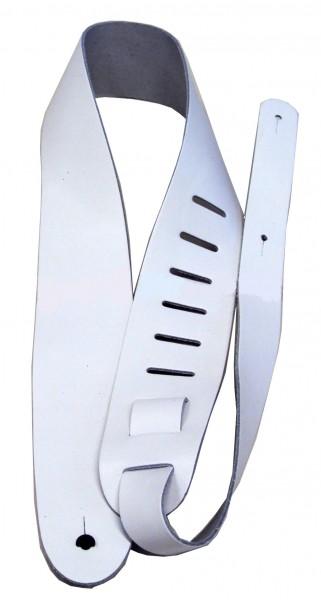 Gitarrengurt Weiß