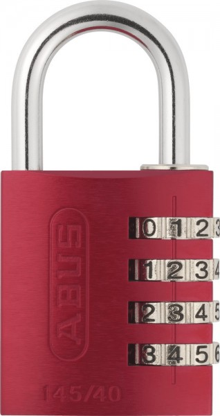 ABUS Zahlenschloss 145-40 - verschiedene Farben