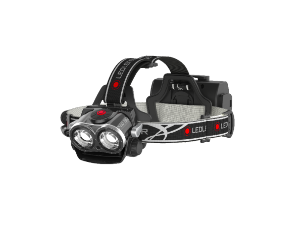 LED LENSER® XEO 19R black mit Softcase