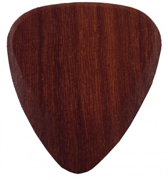 Timber Tones Picks Bloodwood - mit und ohne Kettenloch