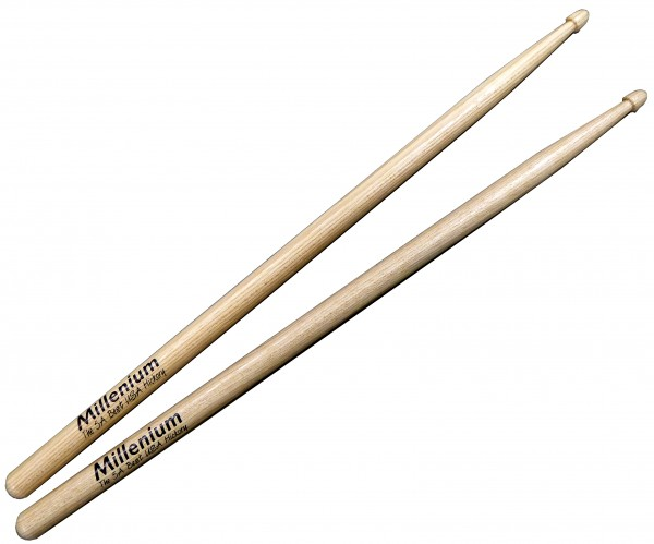 Millenium H5A Hickory Sticks -Wood-